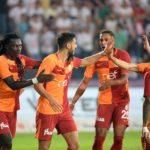 Osmanlispor 1-3 Galatasaray (2. runde)