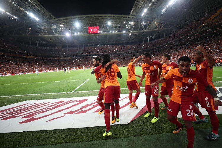 Galatasaray 3-0 Sivasspor (3. Runde)