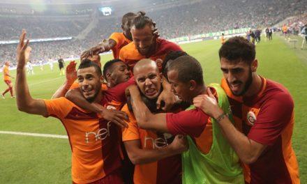 Bursaspor 1-2 Galatasaray (6. runde)