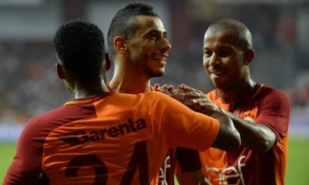 Antalyaspor 1-1 Galatasaray (4. Runde)