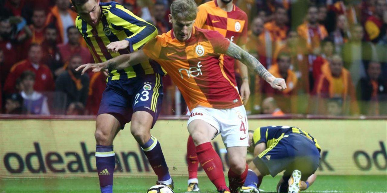 Galatasaray 0-0 Fenerbahçe (9. runde)