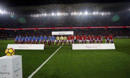 Trabzonspor 2-1 Galatasaray (10. runde)