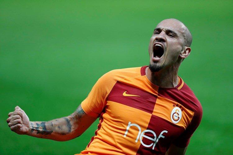Galatasaray 3-2 Karabükspor (7. runde)