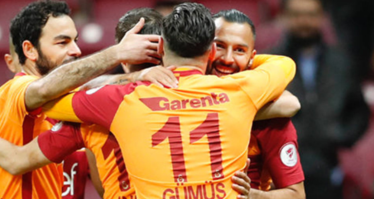 Galatasaray 5-1 Sivas Belediyespor (Cup)