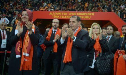Galatasaray 2-0 Alanyaspor (13. runde)