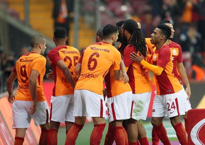 Galatasaray 5-1 Genclerbirligi (11. runde)
