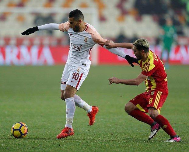 Yeni Malatyaspor 2-1 Galatasaray (16. runde)