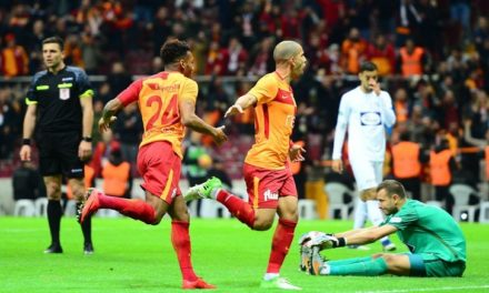 Galatasaray 4-2 Akhisarspor (15. runde)