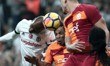 Besiktas 3-0 Galatasaray (14. runde)