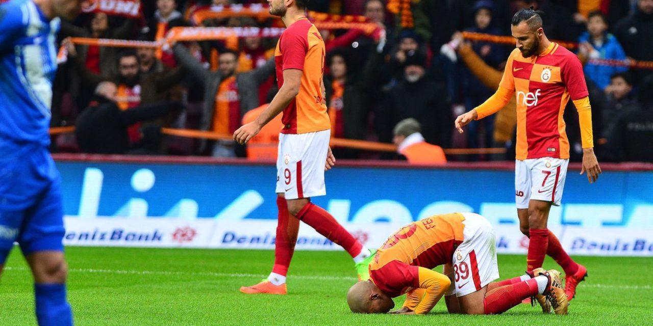 Galatasaray 2-0 Osmanlispor (19. runde)