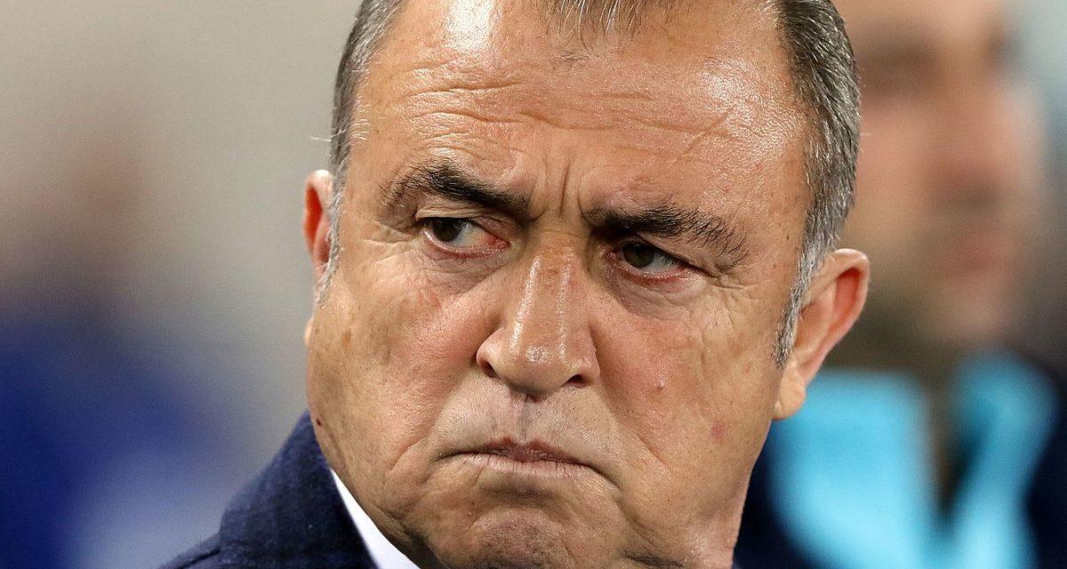 Fatih Terim tar over Galatasaray
