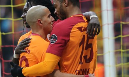 Galatasaray 3-0 Antalyaspor (21. runde)