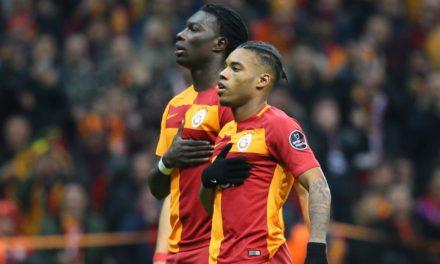 Galatasaray 5-0 Bursaspor (23. runde)