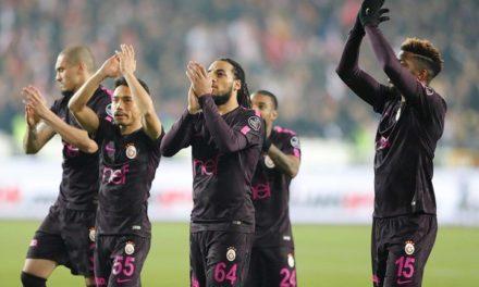 Sivasspor 2-1 Galatasaray (20. runde)