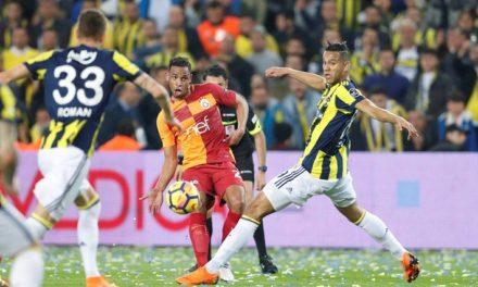 Fenerbahce 0-0 Galatasaray (26. runde)
