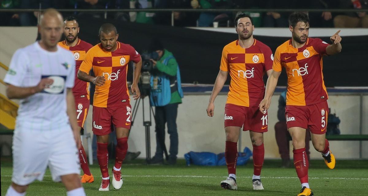 Akhisarspor 1-2 Galatasaray (Cup)