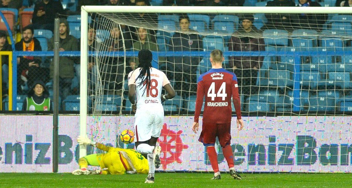 Karabükspor 0-7 Galatasaray (24. runde)