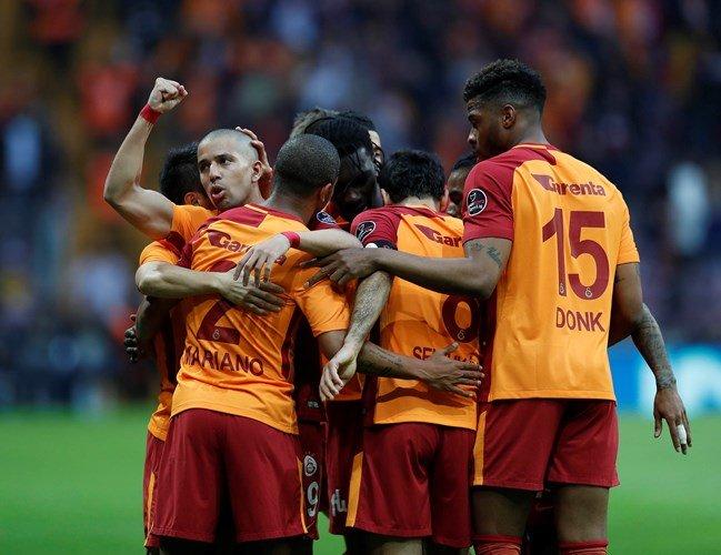 Galatasaray 2-1 Trabzonspor (27. runde)
