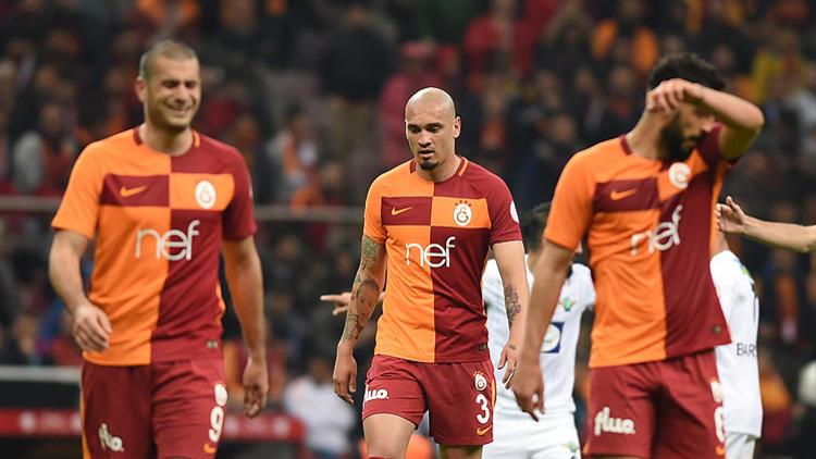 Galatasaray ute av cupen med et smell!