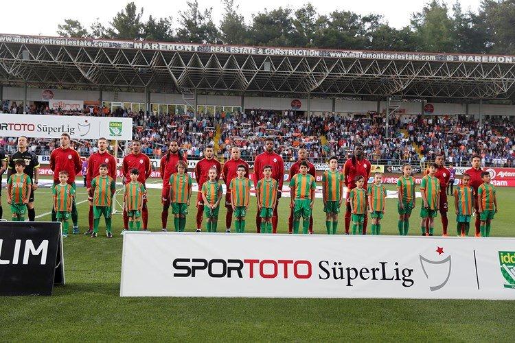 Alanyaspor 2-3 Galatasaray (30. runde)