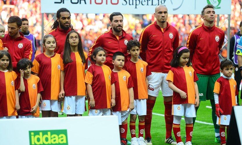 Galatasaray 2-0 Malatyaspor (33. runde)