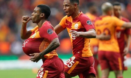 Galatasaray 2-0 Besiktas (31. runde)