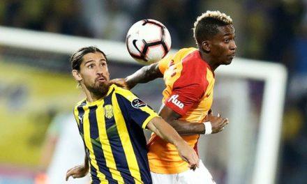 Ankaragücü 1-3 Galatasaray (1. runde)