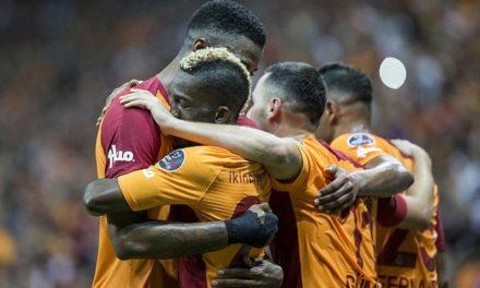 Galatasaray 1-0 Göztepe (2. runde)