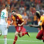 Galatasaray 6-0 Alanyaspor (3. runde)