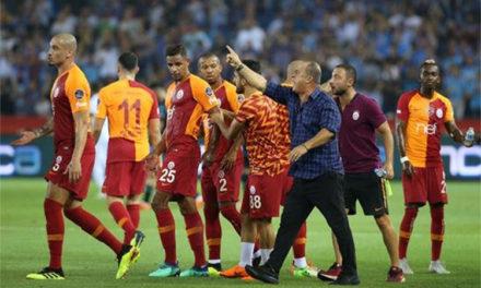 Trabzonspor 4-0 Galatasaray (4. runde)