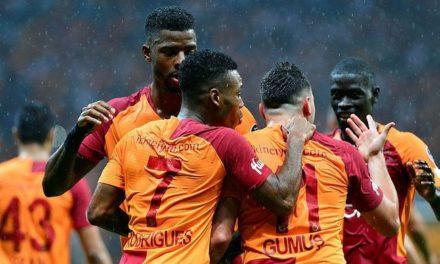 Galatasaray 4-1 Kasimpasa (5. runde)