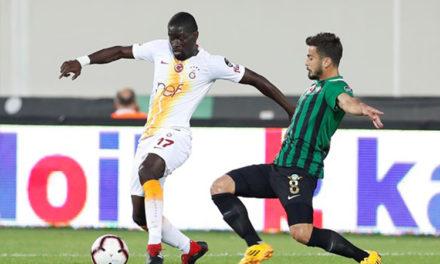 Akhisarspor 3-0 Galatasaray (6. runde)