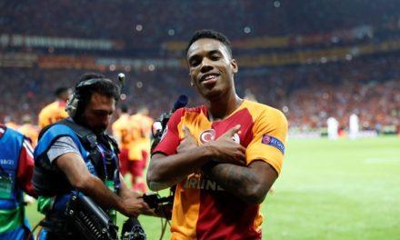 Galatasaray 3-0 Lokomotiv Moskva (1. kamp)
