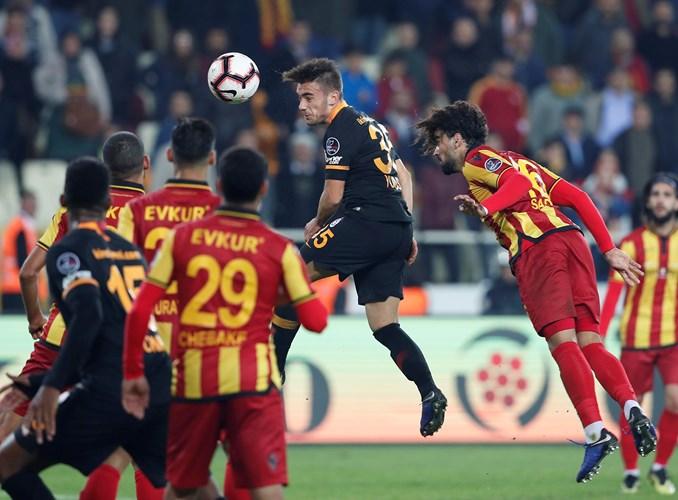 Malatyaspor 2-0 Galatasaray (10. runde)