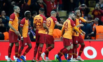 Galatasaray 1-1 Konyaspor (13. runde)