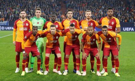 Schalke 2-0 Galatasaray (4. kamp)