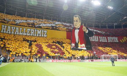 Galatasaray 2-2 Fenerbahçe (11. runde)