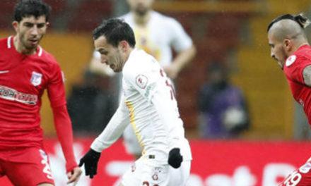 Galatasaray 1-1 Keciorengucu (Cup)