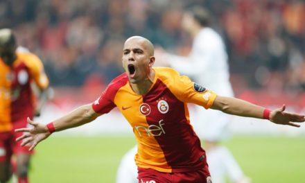 Galatasaray 4-2 Sivasspor (17. runde)