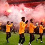 Før kampen Besiktas – Galatasaray: Ny Guinessrekord på TTA!