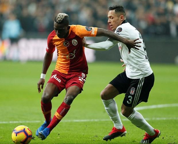 Besiktas 1-0 Galatasaray (14. runde)