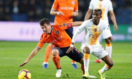 Basaksehir 1-1 Galatasaray (16. runde)