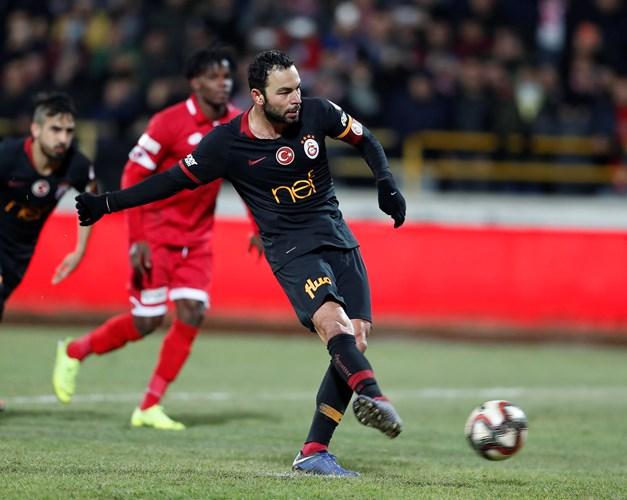 Boluspor 0-1 Galatasaray (Cup)