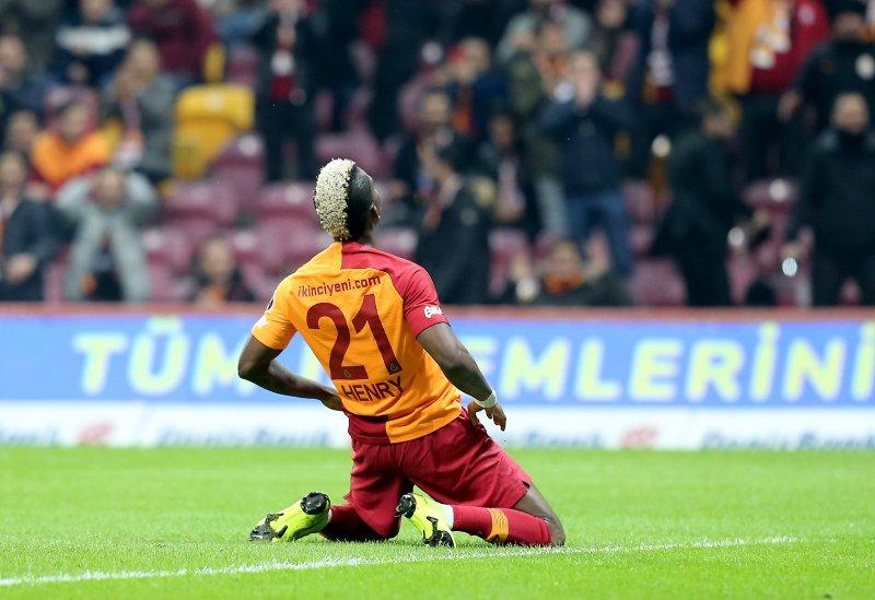 Galatasaray 6-0 Ankaragücü (18. runde)