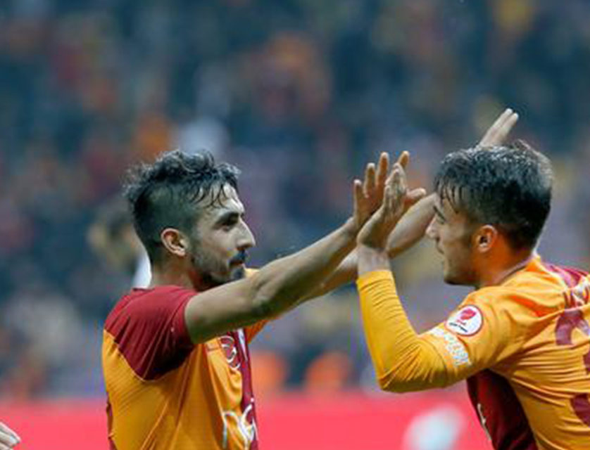 Galatasaray videre i cupen!