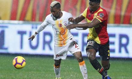 Göztepe 0-1 Galatasaray (19. runde)