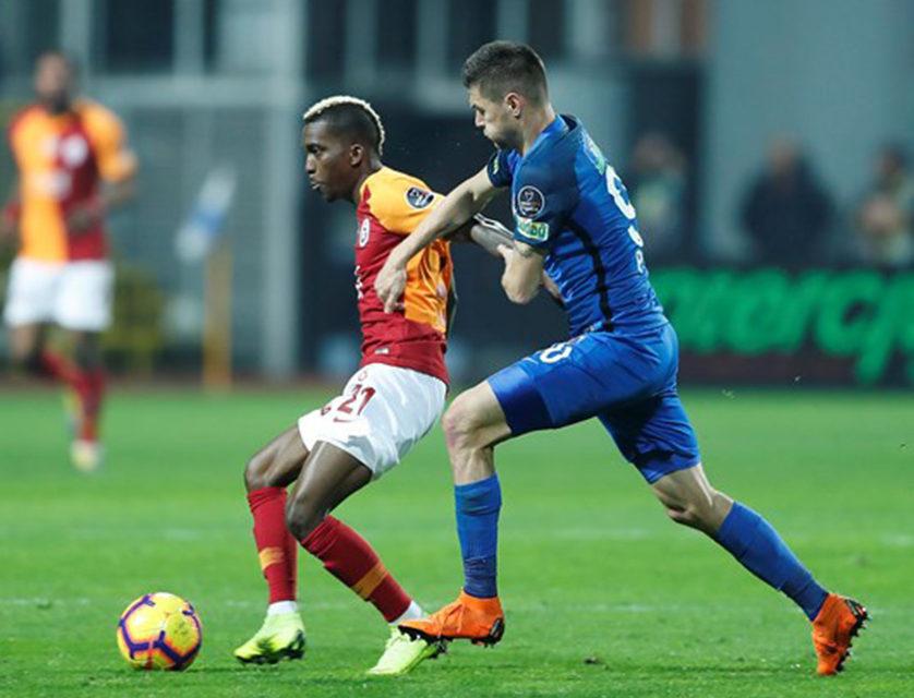 Kasimpasa 1-4 Galatasaray (22. runde)