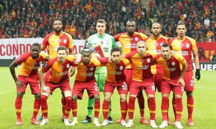 Galatasaray 1-2 Benfica (16.-dels)