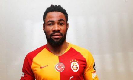 Galatasaray låner Luyindama