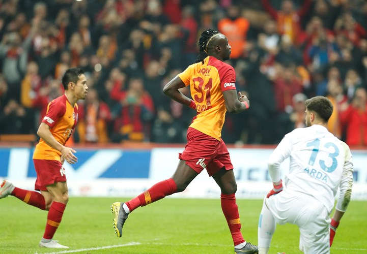 Galatasaray 3-1 Trabzonspor (21. runde)